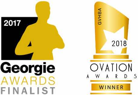 Georgie Award 2017 Nominee, Ovation Award 2017 Winner